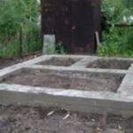 Фундамент деревянного дома
