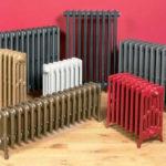Зависимость типа радиатора от материала изготовления