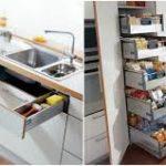 Фурнитура для кухни: особенности выбора
